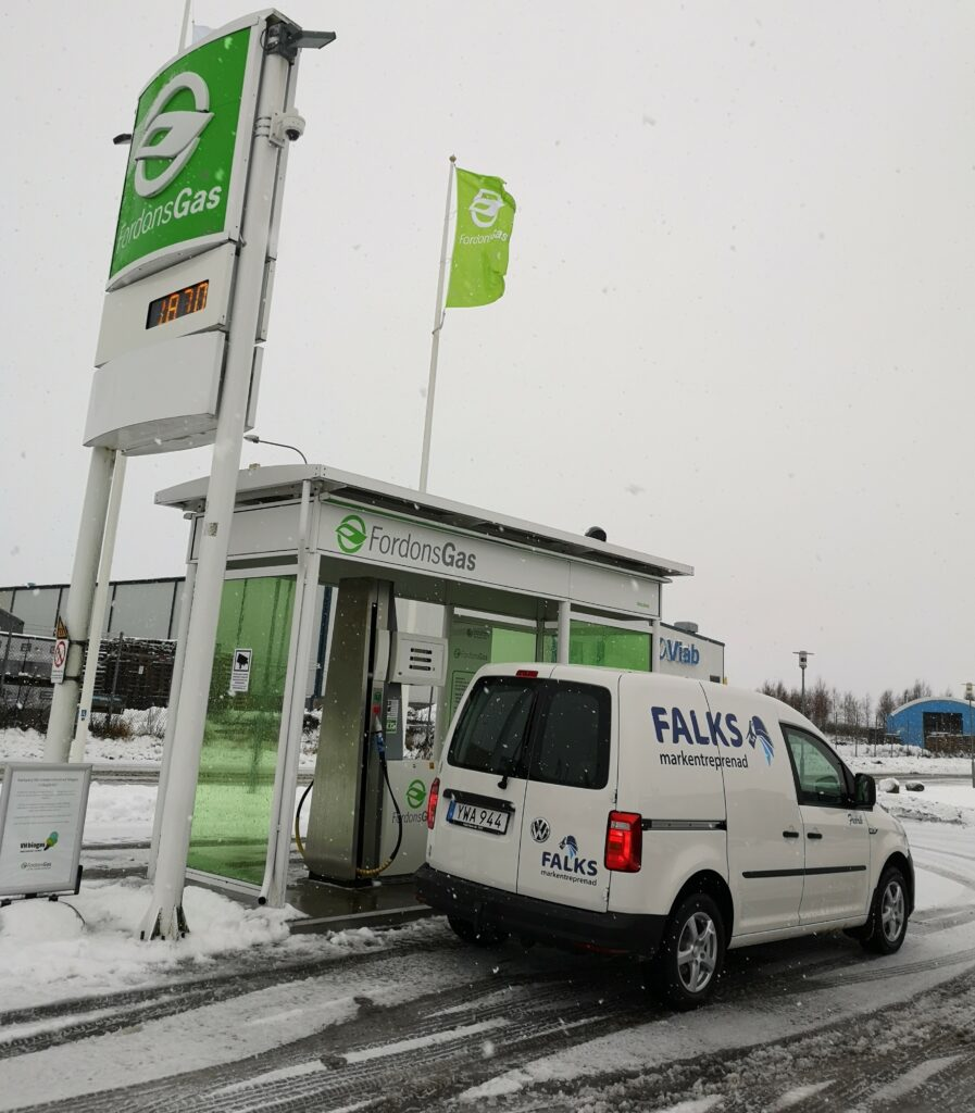 BioGas Falks Markentreprenad AB